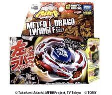 Takara Hasbro Meteo L Drago LW105LF Beyblade BB-88 Starter String Launcher USA