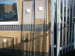 BESPOKE GLASS CUT TO ANY SIZE ALSO LEAD DESIGNS SINGLE DOUBLE OR TRIPLE GLAZED