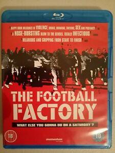 The Football Factory 2004 Blu-ray movie region A,B,C (free)