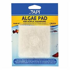 (3 Pack) API Doc Wellfish's Hand Held Algae Pad for Acrylic Aquariums