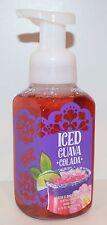NEW BATH & BODY WORKS ICED GUAVA COLADA GENTLE FOAMING HAND SOAP WASH 8.75 OZ
