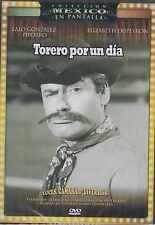 SEALED - Torero Por Un Dia DVD NEW Lalo Gonzalez Piporro SHIPS NOW !
