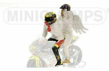 Minichamps 1/12 Valentino Rossi Figure & Angel GP250 Rio 1999