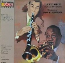 Artie Shaw Roy Eldridge Vinyl LP Record Quintessence Jazz Series USA QJ 25191