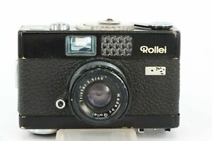 ROLLEI B 35 35mm Film Camera Professionally Tested - Faulty