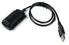 USB 2.0 für 2.5 3.5 Hard Drive Festplatten -HDD SATA Konverter-Adapter IDE