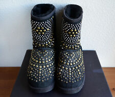 Pre-owned UGG Australia Jimmy Choo Mandah Boots Shoes Limited Edition US6 EU37