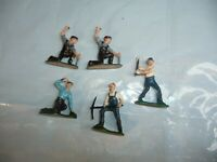 MARX 40 mm  WORKERS DEAL  LOT -L@@K!!!!!