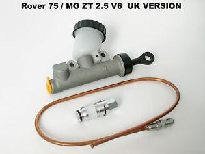 ROVER 75  MG ZT 2.5 V6  TAZU CLUTCH MASTER CYLINDER   ***  UK VERSION  ***  RHD