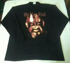 Rare Nice Old Man's Child Men's Xl Concert Tour Band Shirt Galder Black Metal