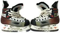 Bauer Vapor XXX Ice Hockey Skates Size 2 EE Shoe Size 3 Lightspeed 2 Blades