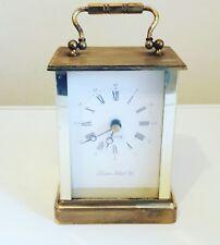 London clock company carriage clock