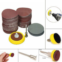 100Pcs/Set 1 Sanding Paper Disc Polishing Pad Kit For Rotary Tool Accessories