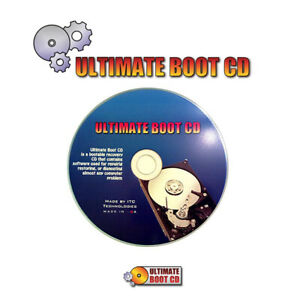 Ultimate Boot CD 5.3.1 LIVE Bootable Utility Toolkit 2020