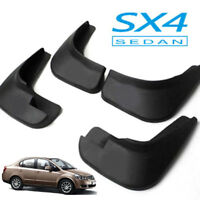 FIT FOR SUZUKI SX4 SEDAN 2006~2013 MUD FLAP FLAPS SPLASH GUARD MUDGUARDS 2011 10