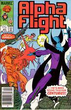 ALPHA FLIGHT #20 (1983) - Back Issue