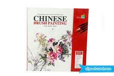 Chinese Brush Painting The Easy Way RELAXING Therapeutic ADULT Art & Craft Kit