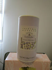 Crabtree & Evelyn Lavender Classic Carpet Refresher Deodorizer~10.6oz Shaker