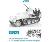 1/35 FRIULMODEL ATL-44 METAL TRACK FOR GERMAN sWS