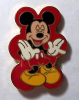Disney Pin Mickey Mouse Expressions Laughing
