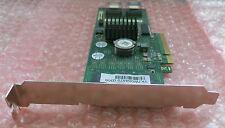 FUJITSU SAS SATA RAID Controller D2516-B11 scheda PCIe 2-CH/512MB RX200 TX200 S4