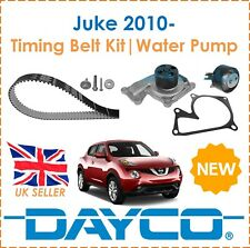 For Nissan Juke F15 1.5dCi 2010-  Dayco Timing Belt Kit & Water Pump OE Spec New