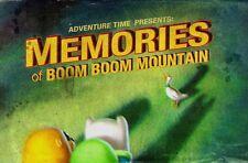 "ADVENTURE Time in legno Wall Art Ricordi di Boom Boom Mountain 16"" x 24"""