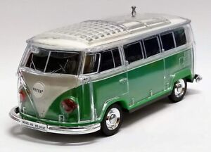 Volkswagen Bus Loud Green Speaker  BT Indoor/Outdoor Portable USB PORT/AUX INPUT