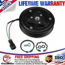 For 2010 2011 2012 Nissan A/C AC COMPRESSOR CLUTCH KIT (PULLEY, BEARING, PLATE)