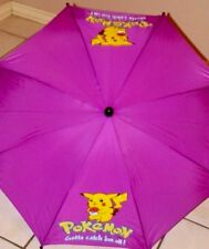 NEW WITH TAGS IN BAG  POKEMON KIDS CHILD UMBRELLA