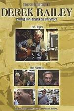 Derek Bailey - Playing For Friends on 5th Street (2004, DVD, used-good)