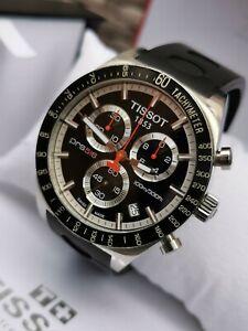 Tissot PRS 516 Chronograph Swiss men's watch, Box