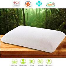 Latex Pillow Foam Deep Sleep Luxury Anti Snore Medium Support Breathable Comfort