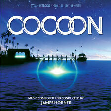 Cocoon cd sealed intrada james horner