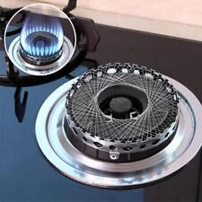 Round Shape Stainless Steel Gas Stove Net Fire Windproof Energy-Saving Cover Sha