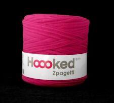 Hoooked Zpagetti T-shirt Jersey Yarn 120m Crochet Knitting Aubergine