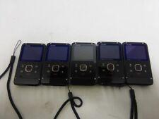 Kodak ZE2 18 MB Camcorder -  Black 5 Pcs (FOR PARTS ONLY)