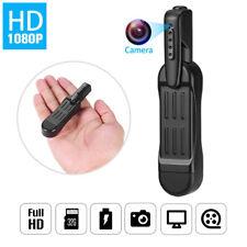 1080P HD Pocket Pen Camera Hidden Mini Portable Body Video Recorder DVR New Y9U6