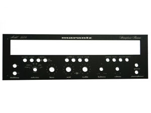 Marantz 2270 New!  Receiver Front Panel Faceplate Face Plate