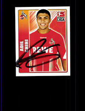 Adel Chihi 1 FC Köln TOPPS Sammelbild Original Signiert+ A 152738
