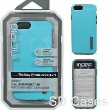 Incipio DualPro Shell Impact-Absorbing Light Blue/Gray Case for iPhone 6 (4.7)