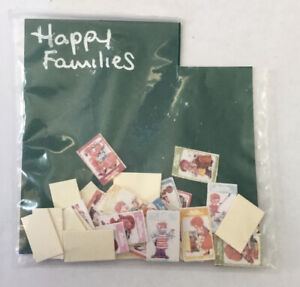 Dolls House 'Happy Families' Card Game