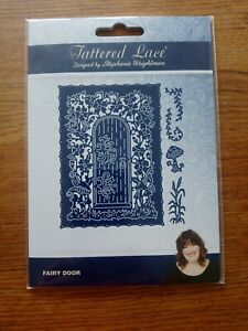 Tattered Lace - Fairy Door - Die Cutter Set - TLD0680