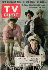 1966 TV Guide June 25 - Batmobile; Laredo; Gloria De Haven; Neville Brand; McGee