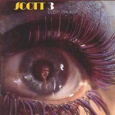 SCOTT WALKER: Scott 3 CD *NEW*