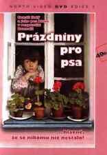 Prazdniny pro psa (Holiday for a Dog) DVD Czech family comedy 1980
