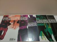 Howard Chaykin Challengers Of The Unknown #1-3, #5, #6