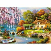 Landscape Jigsaw Puzzle 1000 piece DIY Puzzles For Adult Learning Kids N4V0