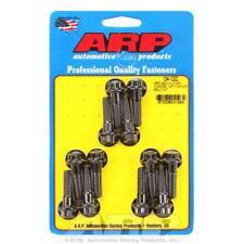 ARP Exhaust Header Bolt Kit 134-1202; Black Chromoly 12pt for Chevy LS-Series