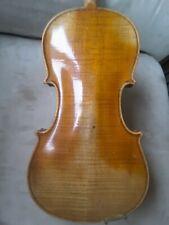 Interessante alte 3/4 Geige, Violine,  + Geigenkasten  und Bogen, spielfertig